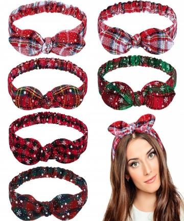 Christmas-Gifts-Snowflake-Grid-Headband-Xmas-Garland-Christams-Decorations-2021-New-Year-Gift-for-Girls-Ornaments-Navidad-Decor-