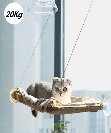 Pet-Hanging-Beds-Cute-Cat-Hammock-Sunny-Seat-Window-Mount-Pet-Comfortable-Pet-Bed-For-Cat-Mat-Shelf-Seat-Bed-Bearing-20kg-330098