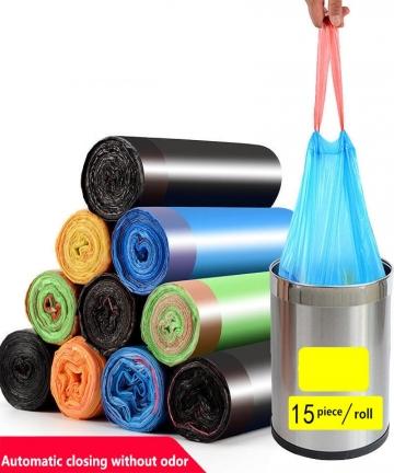 High-Quality-Trash-Bags-Garbage-Bag-Storage-Kitchen-Garbage-Box-15pcsroll-Household-Disposable-PE-Drawstring-Handles-10050013406