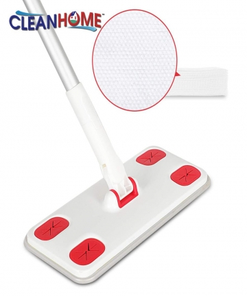 Cleanhome-Disposable-Dust-Mop-with-30-Dry-Refill-Wipes-Pads-Professional-Hardwood-Floor-Cleaner-for-Home-Cleaning-4000763557016