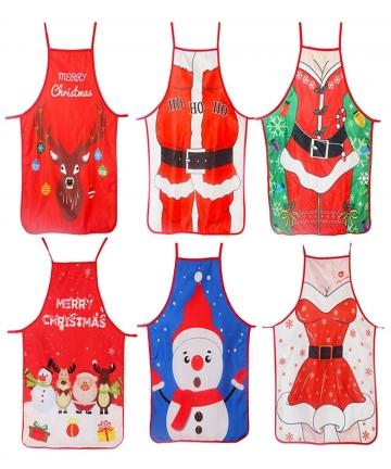 Christmas-Decorations-for-Home-1-Pcs-Santa-Claus-Christmas-Apron-Xmas-Decor-Noel-Navidad-2020-New-Year-Cristmas-Gift-50cm-70cm-4