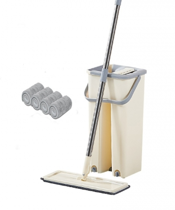 Hands-Free-Mop-with-Bucket-360-Rotating-Flat-Mop-Home-Kitchen-Floor-Mop-Lazy-Mops-Household-Cleaning-Tool-1005001781606734