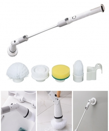 Electric-Cleaning-Turbo-Scrub-Brush-Waterproof-Cleaner-Charging-Rotating-Scrubber-Cleaning-Brush-Bathroom-Cleaning-Tools-Set-100