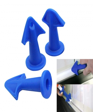 Silicone-Remover-Caulk-Finisher-Sealant-Smooth-Scraper-Grout-Kit-Tools-Glue-Nozzle-Cleaning-Tile-Dirt-Tool-Spatula-Glue-Shovel-4