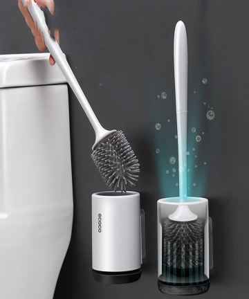 Silicone-Toilet-Brush-Soft-Bristle-Wall-mounted-Bathroom-Toilet-Brush-Holder-Set-Clean-Tool-Durable-ThermoPlastic-Rubber-4000321