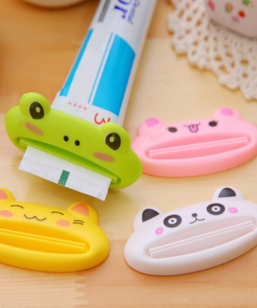 1pc-Toothpaste-Device-Tooth-Paste-Dispenser-Cute-Animal-Toothpaste-Squeezer-Tube-Plastic-Dispenser-Bathroom-Accessories-for-Kids
