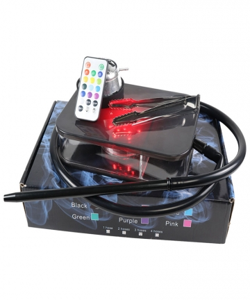 1-Set-Hookah-With-LED-Light-Portable-Hookah-For-Smoking-kalan-Water-Pipe-Complete-Smoking-Hookah-Accessories-With-LED-Light-4001