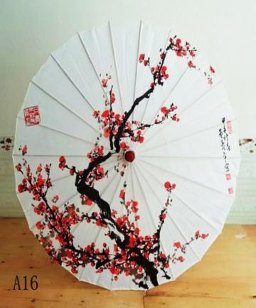 Silk-Women-Umbrella-Japanese-Cherry-Blossoms-Silk-Ancient-Dance-Umbrella-Decorative-Umbrella-Chinese-Style-Oil-Paper-Umbrella-10