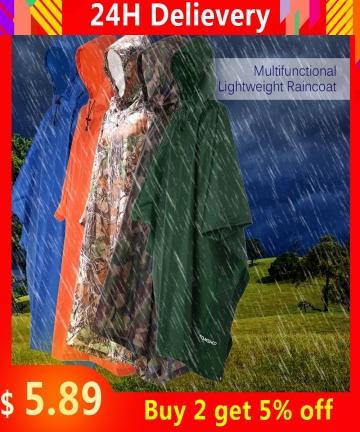 3-in-1-Raincoat-Backpack-Rain-Cover-Rain-Coat-Hood-Hiking-Cycling-Rain-Cover-Poncho-Raincoat-Waterproof-Outdoor-Camping-Tent-Mat