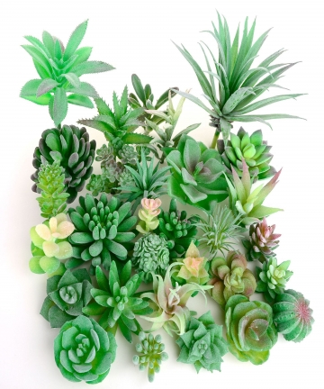 Green-Flocking-Artificial-Succulents-Plants-Home-Garden-Decoration-Flower-Arrangement-Bathroom-Accessories-Planta-Artificial-330