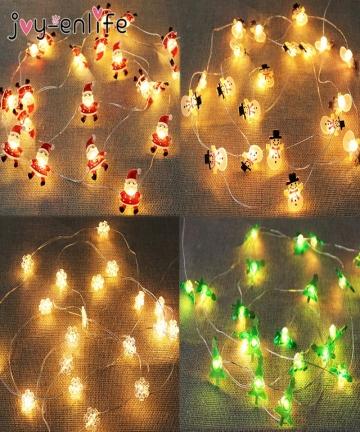 2M-Snowflake-Santa-Claus-LED-Garland-String-Lights-Merry-Christmas-Decoration-for-Home-Xmas-Tree-Ornament-Navidad-Natal-New-Year
