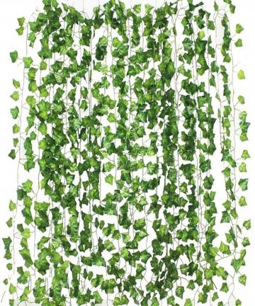 12pcs-2M-Ivy-green-Fake-Leaves-Garland-Plant-Vine-Foliage-Home-Decor-Plastic-Rattan-string-Wall-Decor-Artificial-Plants-40012199