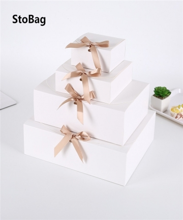 StoBag-5pcs-WhiteKraftBlack-Gift-Box-Event-Party-Supplies-Packaging-Wedding-Birthday-Hnadmade-Candy-Chocolate-1005001627763576