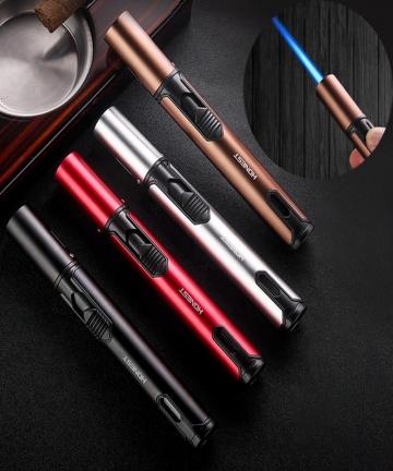Metal-Torch-Gas-Lighters-Windproof-Lighter-Portable-Pen-Spray-Gun-Cigar-Butane-Lighters-Jet-Lighter-Kitchen-Outdoor-Blue-Flame-1