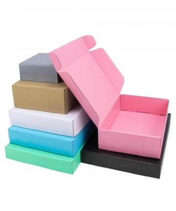 5pcs10pcskraft-box-wholesale-color-package-carton-small-gift-box-Wigs-blank-3layer-corrugated-box-customized-size-printed-logo-1