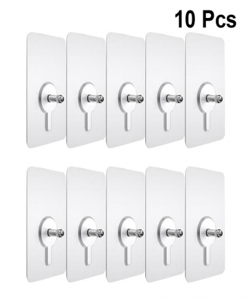 10pcs-Wall-Picture-Hook-Punch-free-Non-marking-Screw-Stickers-Traceless-Hardwall-Drywall-Picture-Hanging-Kit-Photo-Frame-Hanging