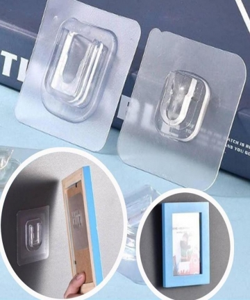 Double-sided-adhesive-wall-hooks-Wall-Hanger-Strong-Transparent-Suction-Cup-Sucker-Hook-Wall-Storage-Holder-Kitchen-Bathroom-100