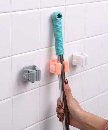 Mop-Holder-Home-Broom-Hook-Rack-Organizer-Storage-Seamless-Shelf-Bathroom-Wall-Mounted-Kitchen-Hanger-Tools-Clips-Sundries-Brush