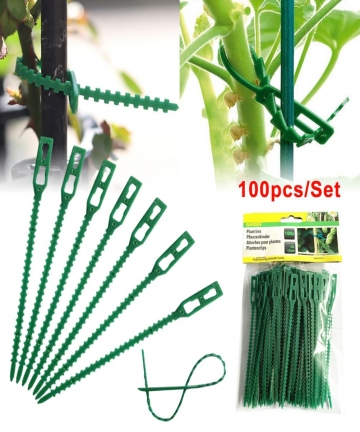 100PCS-Adjustable-Plastic-Plant-Cable-Ties-Gardening-Tools-For-Garden-Tree-Climbing-Support-Plant-Vine-Tomato-Stem-Clips-1005001