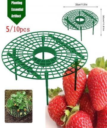 51020-PCS-Strawberry-Stand-Frame-Holder-Balcony-Planting-Rack-Fruit-Support-Plant-Flower-Climbing-Vine-Pillar-Gardening-Stand-40