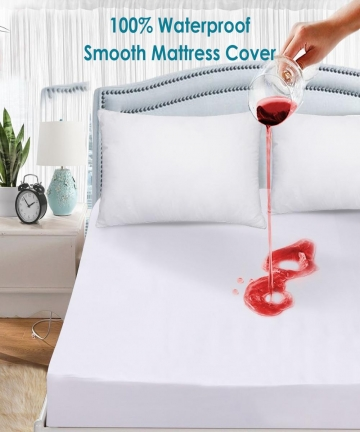 All-Size-Smooth-Waterproof-Mattress-Protector-For-Box-Spring-Mattress-Cover-Bed-Bug-Proof-Hypoallergenic-Mattress-Pad-Cover-3291