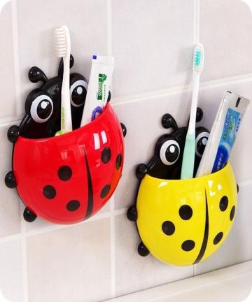 1pcs-Ladybug-Animal-Insect-Sucker-Brush-Toothbrush-Box-Toothpaste-Holder-Bathroom-Wall-Mounted-Storage-Rack-Wall-Decoration-1005
