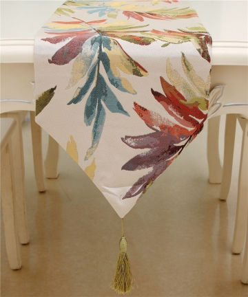 Modern-Table-Runner-North-US-European-Style-Leaves-Painting-Home-Decor-Wholesale-Embroider-Table-Runner-for-Wedding-Hotel-Dinner