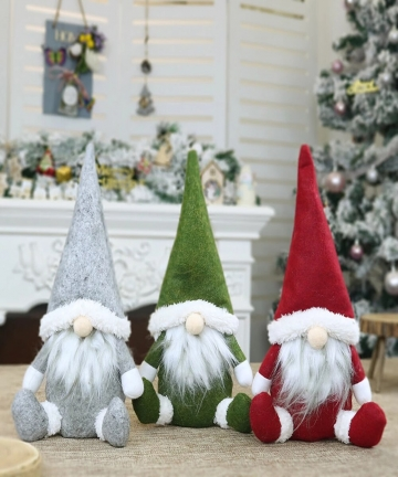 HUIRAN-Christmas-Faceless-Doll-Merry-Christmas-Decorations-For-Home-Christmas-Ornaments-Xmas-Navidad-Natal-2020-New-Year-2021-10