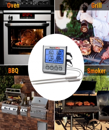 ThermoPro-TP17-Dual-Probes-Digital-Outdoor-Meat-Thermometer-Cooking-BBQ-Oven-Thermometer-with-Big-LCD-Screen-For-Kitchen-3286059