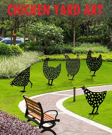 51Pc-Easter-Chicken-Metal-Hen-for-Easter-Gardening-Ornaments-Yard-Iron-Art-Outdoor-Garden-Backyard-Lawn-Stakes-Garden-Hen-Large-