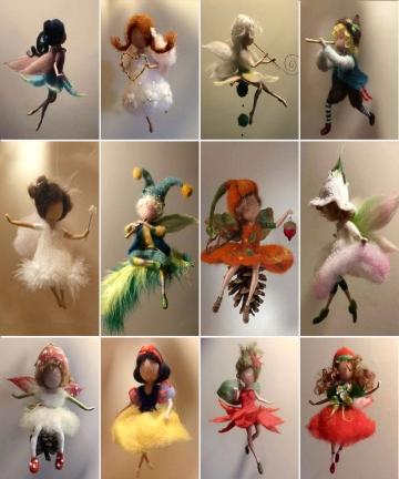Jiwuo-New-Fairy-Key-Chain-Doll-Wool-Felt-Animal-Poked-Non-Finished-Handmade-Pets-Toy-Felt-Animals-Needle-Felting-Felt-Bag-400105