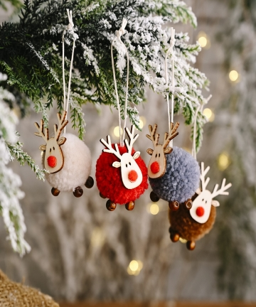 Cute-Felt-Wooden-Elk-Christmas-Tree-Decorations-Hanging-Pendant-Deer-Craft-Ornament-Christmas-Decorations-for-Home-New-Year-2021