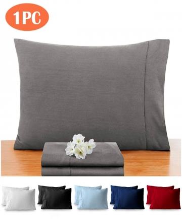 StandardQueenKing-Envelope-Pillowcase-Solid-Pure-Color-Thick-Cotton-Polyester-Bedding-Pillows-Case-Ultra-Soft-Sleep-Pillowcase-1