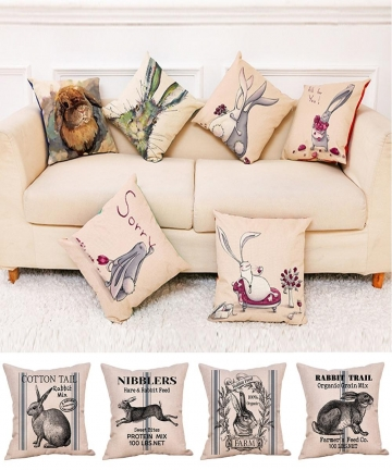 Spring-Easter-Pillow-Covers-Cases-Decorative-Cushion-Sofa-Rabbit-Pattern-Printing-For-Home-Living-Room-Seat-Bedroom-Decoration-4