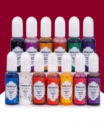13-Colors-Epoxy-UV-Resin-Coloring-Dye-Liquid-Epoxy-Pigment-Resin-Colorant-Fading-Resistance10ml-Translucent-Make-Jewelry-Pigment