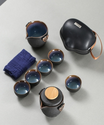 High-grade-Chinese-Tea-Travel-Tea-Set-Kung-Fu-TeaSet-Ceramic-Portable-Teapot-Porcelain-Teaset-Gaiwan-Tea-Cups-of-Tea-Ceremony-40