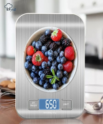 Digital-Kitchen-Scale-LCD-Display-1g01oz-Precise-Stainless-Steel-Food-Scale-for-Cooking-Baking-weighing-Scales-Electronic-100500