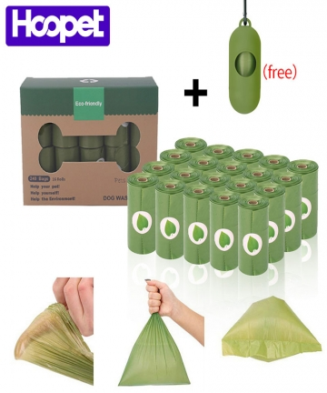HOOPET-Dog-Poop-Garbage-Dispenser-Outdoor-Home-Clean-Box-Waste-Bags-For-Pet-Leash-Poop-Bags-Pick-up-Tools-Pet-Accessories-400084