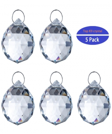 HD-5pcslot-20mm-Clear-Faceted-Crystal-Chandelier-Parts-Pendant-Prisms-Lighting-Ball-feng-shui-Suncatcher-Wedding-Home-Decor-3266