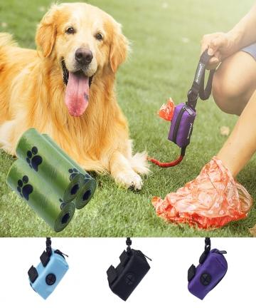 Portable-Dog-Poop-Biodegradable-Bag-Dispenser-Pouch-Pet-Puppy-Cat-Pick-Up-Poop-Bag-holder-Pets-Supplies-Garbage-Bags-Organizer-4