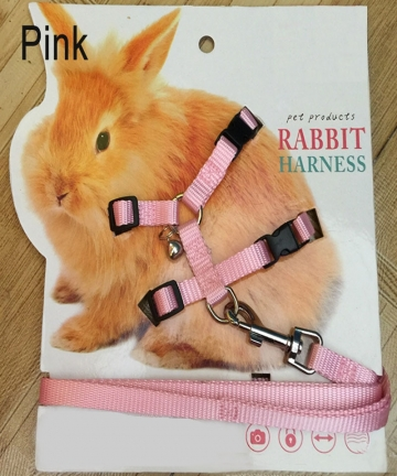 Newly-Pet-Rabbit-Soft-Harness-Leash-Adjustable-Bunny-Traction-Rope-for-Running-Walking-TE889-33023724011