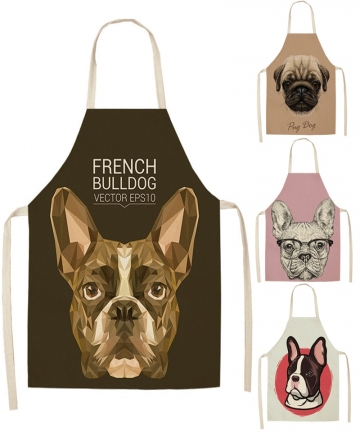 Parent-child-Kitchen-Apron-Funny-Cartoon-Dog-Printed-Sleeveless-Cotton-Linen-Aprons-for-Men-Women-Home-Cleaning-Tools-4000451259