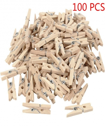 50100150200Pcs-Mine-Size-Wooden-Clips-25mm-Photo-Clips-Clothe-Spin-Craft-Decoration-Clips-Pegs-School-Supplies-4001286464526