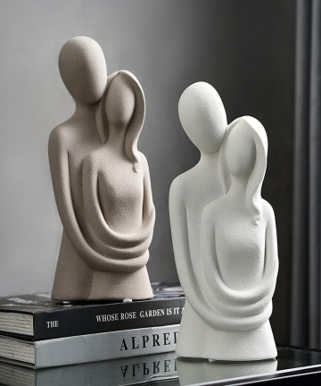 Love-Sculpture-Home-Decoration-Nordic-Abstract-Ornaments-Character-Decoration-Resin-Ceramic-Love-Statues-Living-Room-Decor-Gift-