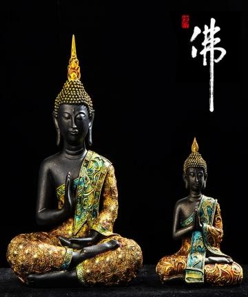 New-2020-Buddha-Statue-Thailand-Buddha-Sculpture-Green-Resin-Hand-Made-Buddhism-Hindu-Fengshui-Figurine-Meditation-Home-Decor-40