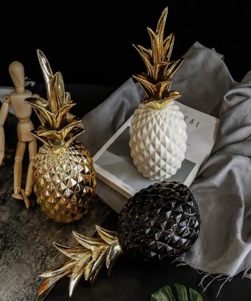 Nordic-Light-Luxury-Ceramic-Pineapple-Golden-Creative-Home-Living-Room-Porch-Model-Room-Soft-Decoration-Wedding-Gift-10050015616