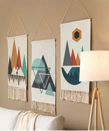 Home-Boho-Decor-Macrame-Cotton-Tassel-Handmade-Woven-Wall-Hanging-Tapestry-geometric-canvas-wall-Art-background-cloth-tapestry-4