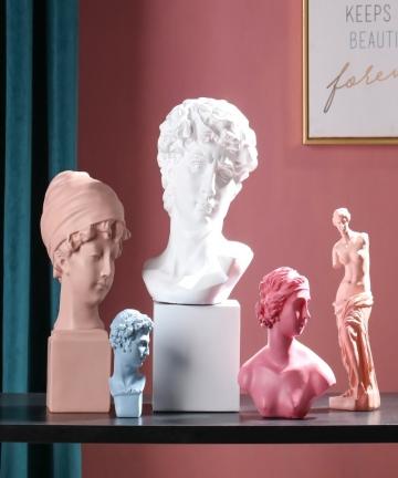 Nordic-DavidVenus-Bust-Sculpture-Sketch-Character-Portrait-Living-Room-Figure-Venus-Art-statue-Home-Modern-Crafts-Decoration-400